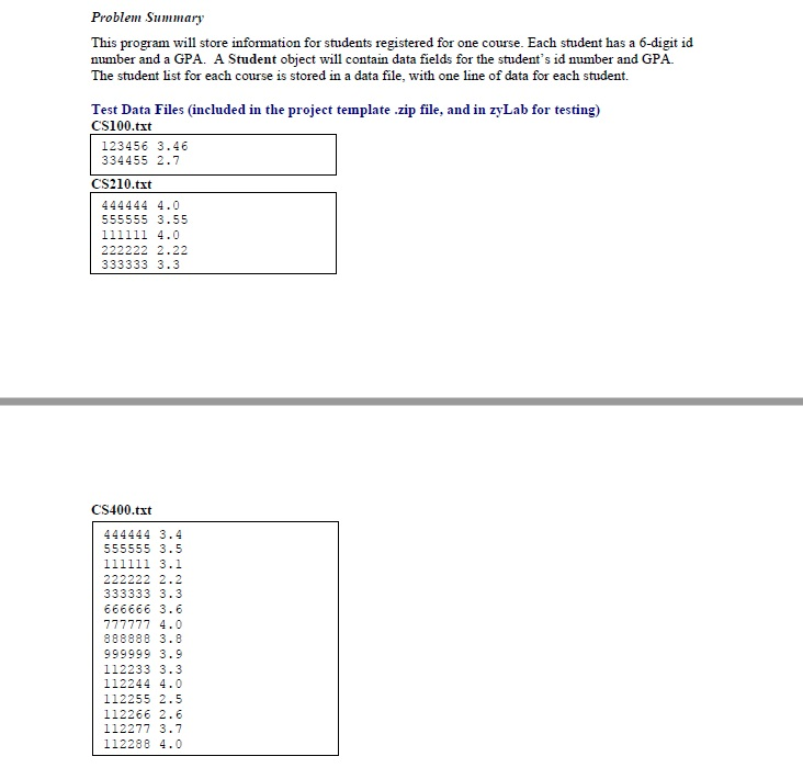 Java Programming  I Need Help With This  Most Of T
