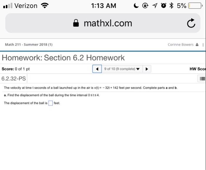 cfas homework site