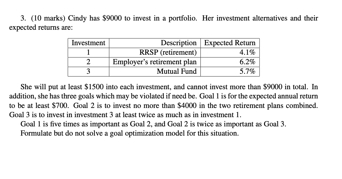 Expected return on retirement investments elaborati progetto preliminare merloni investments