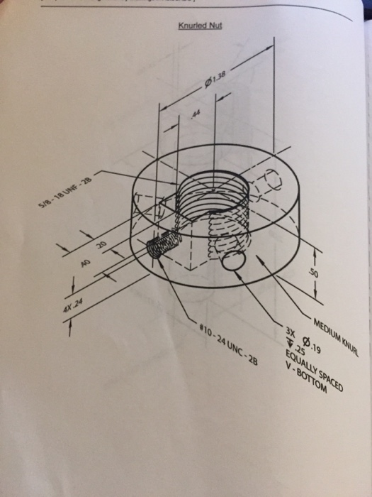 Solved: Please Help With Isometric Drawing If Familiar Wit