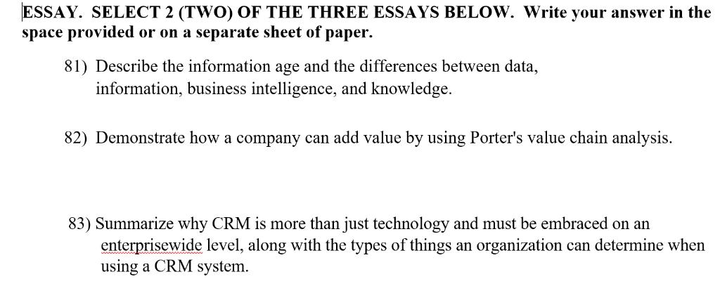 digital world essay in english