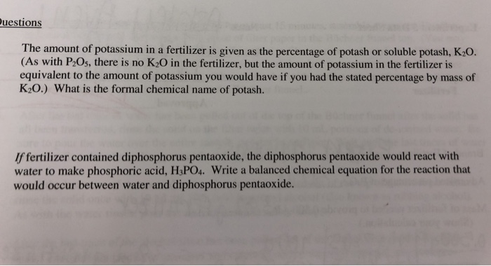 Solved: Write A Balanced Chemical Equation For The Reactio