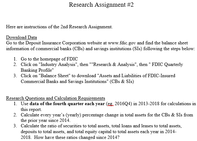 Research Assignment #2 Here Are Instructions Of Th    | Chegg com