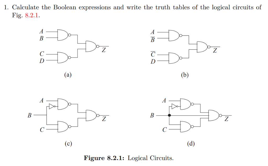 boolean expression truth table calculator