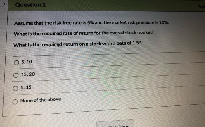 Solved: D Question 1 4 Pts If A Company Has Sales In A For