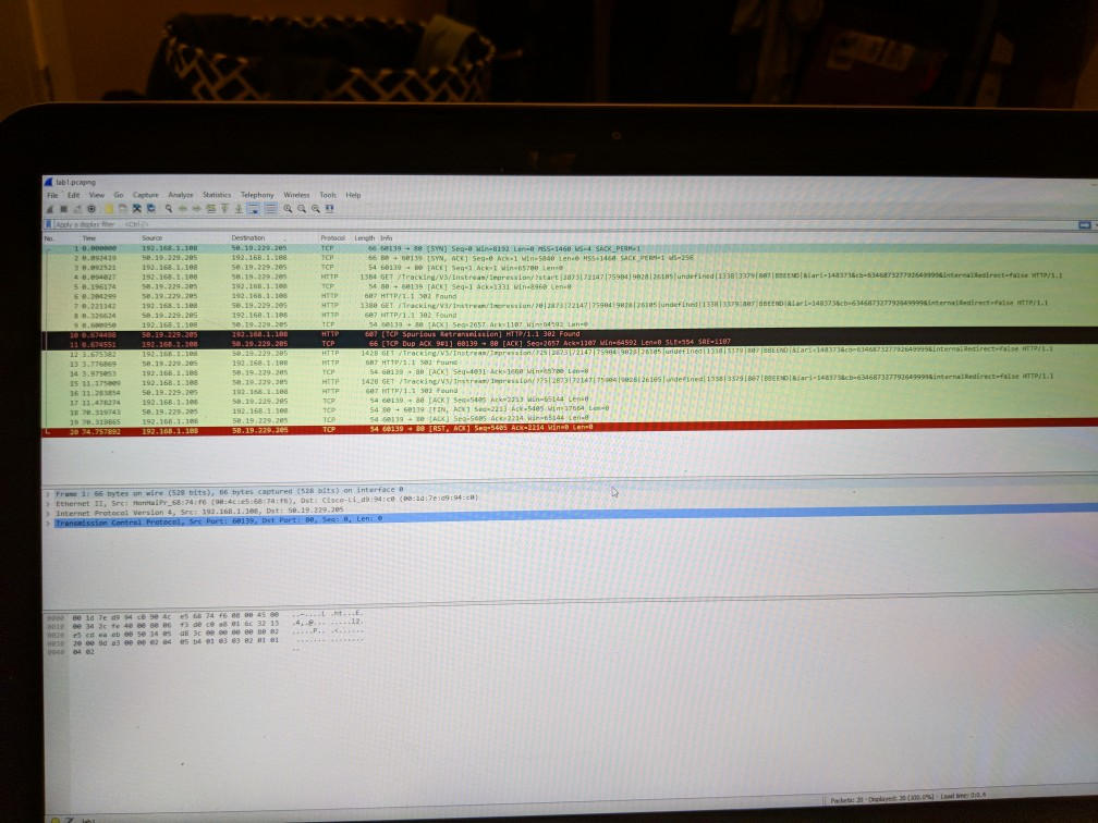 Becoming Phill) Wireshark tcp retransmission sack_perm=1