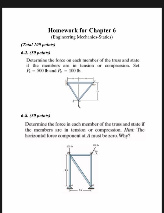 Engineering mechanics statics homework help professional bibliography proofreading site for college
