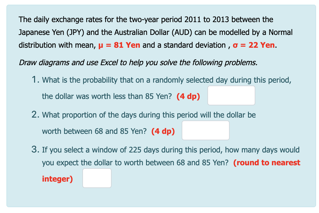 Jpy to 1 aud