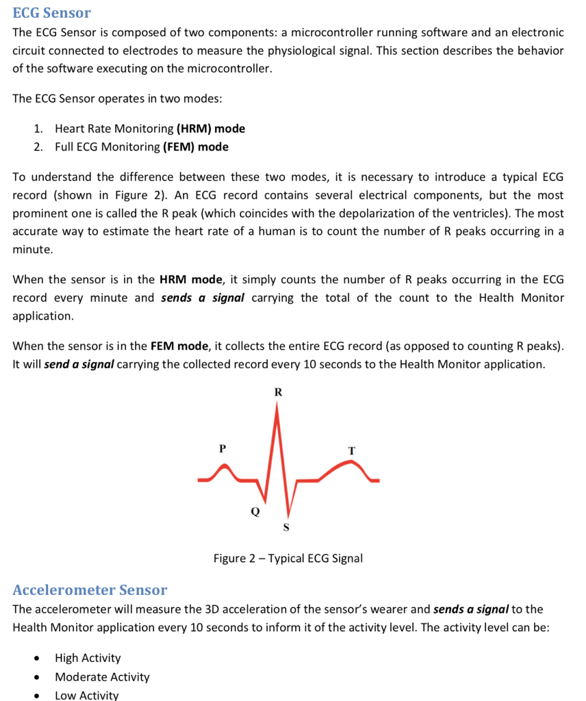 Heart Rate Monitor Circuit