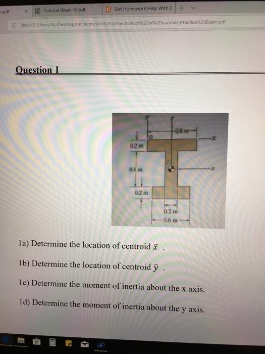 Solved: C Get Homework Help With C Tutorial Week 10 pdf Pd