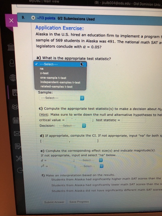 Solved: Blackboard odu edu 9 MyoduMan Ve Jeulb004odu Edu O