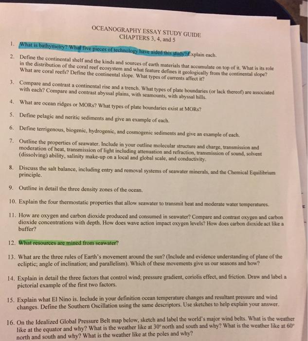 a2b essay questions
