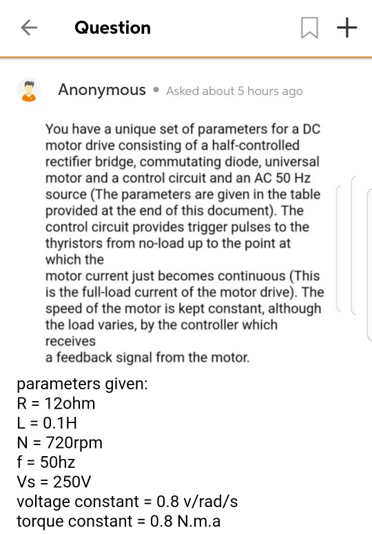 5 Anon Dc Loads