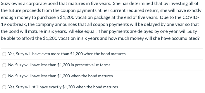 Solved Harriet Purchased A 10 Year Corporate Bond In 2018 Chegg Com