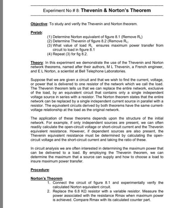 Network Theorems Pdf