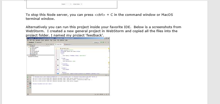 Index html--- Web Speech API Demo * { Font-fa    | Chegg com