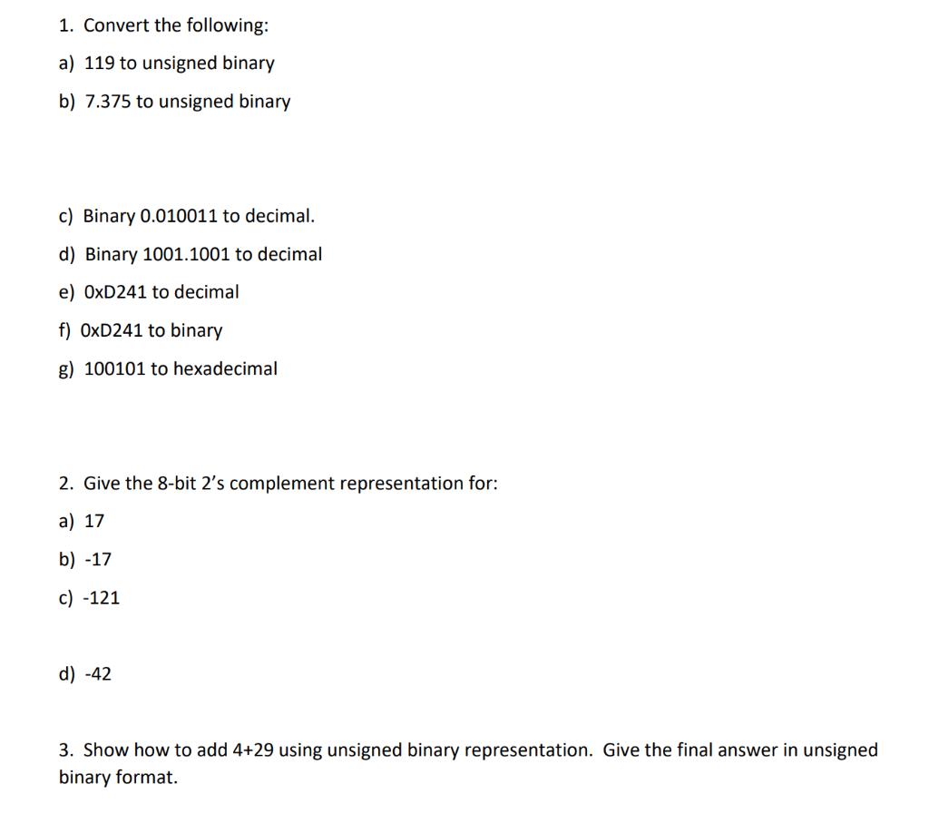 Online usigned decimal to binary converter online