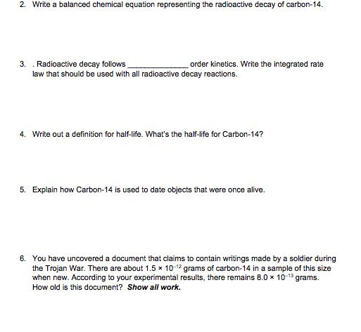Carbon dating enkel definisjon