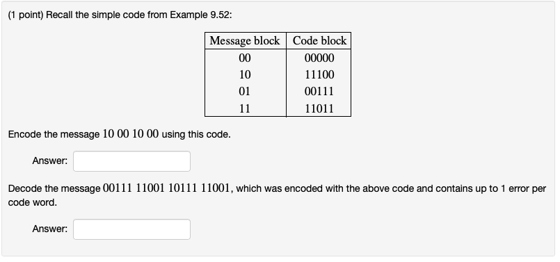Solved: Linear Algebra  Answers Must Be Correct  Or Else I