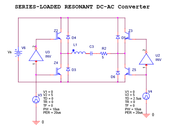 Question 2 The Circuit Below Is A Series Loaded F Chegg Com