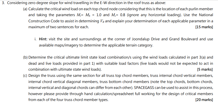 3  Considering Zero Degree Slope For Wind Travelli