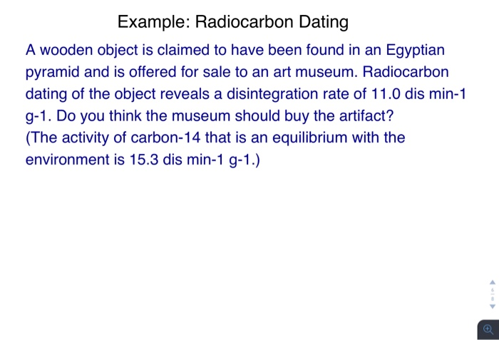problems of radiocarbon dating
