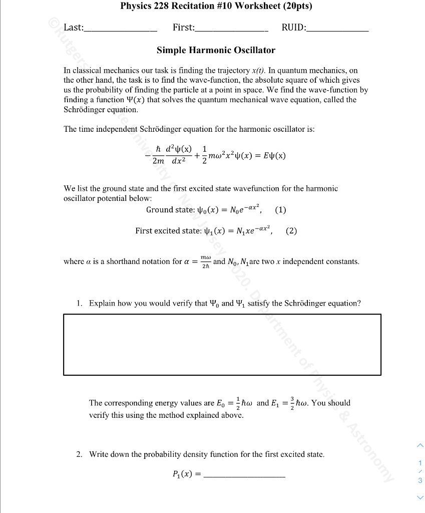 Spice of Lyfe: Physics Wave Equation Worksheet Answers