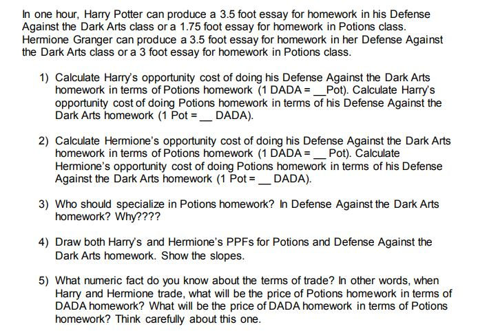 Solved In One Hour Harry Potter Can Produce A 3 5 Foot E