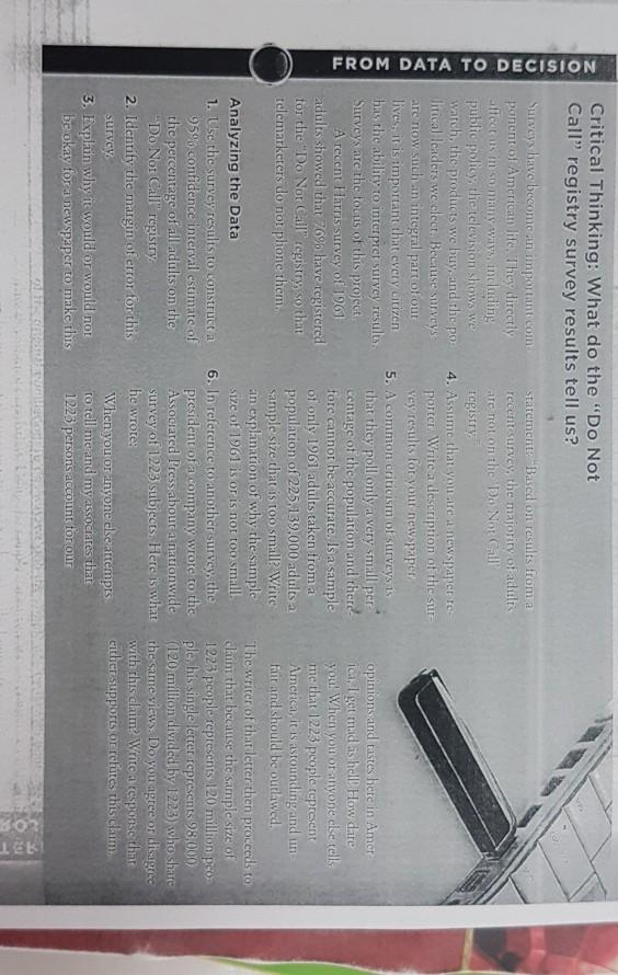 do not call list usa