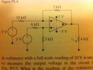 solved follow the 6 steps of solving op amp circuits th rh chegg com Circuit Op-Amp Problems Circuit Op-Amp Problems