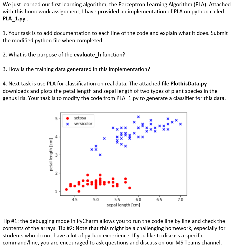 Machine Learning Question (need Help) Import Matpl      Chegg com