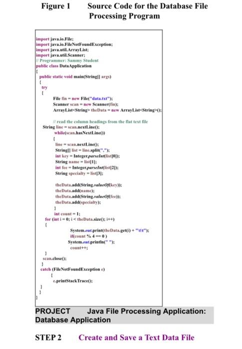 Processing arraylist copy