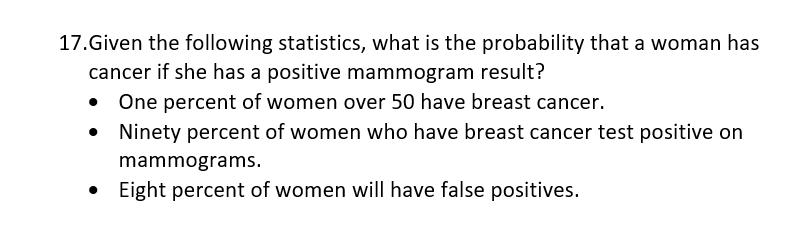 mammogram over 50
