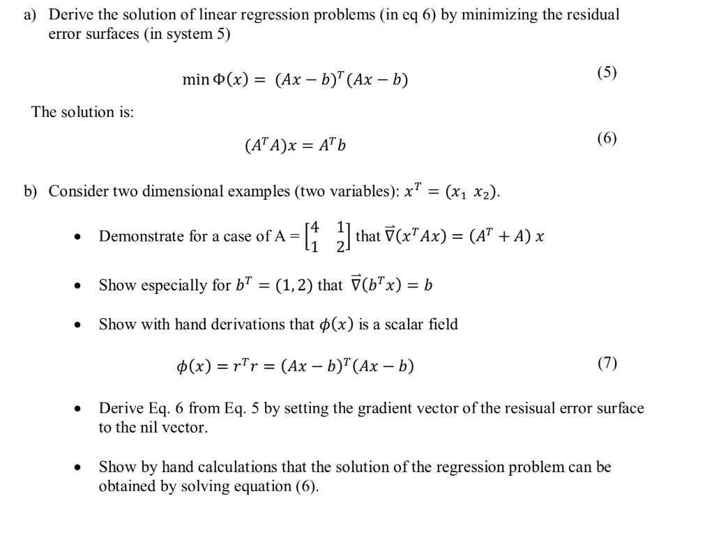 Solved: example 1: multiple linear regression a miversity.