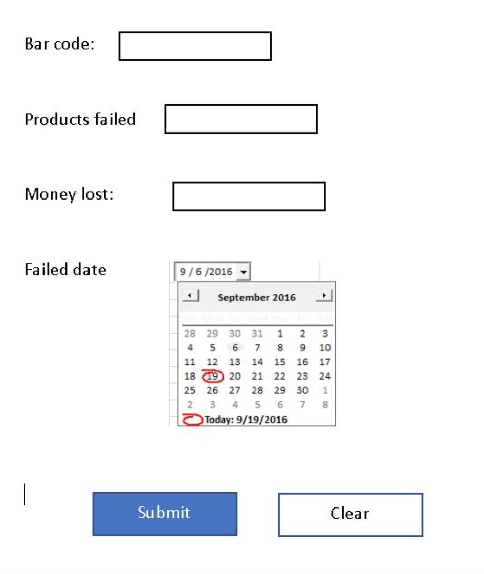 Python 3 Calendar Does Not Showing Up Fix Code