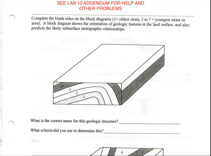 Solved  See Lab 10 Addendum For Help And Other Problems La