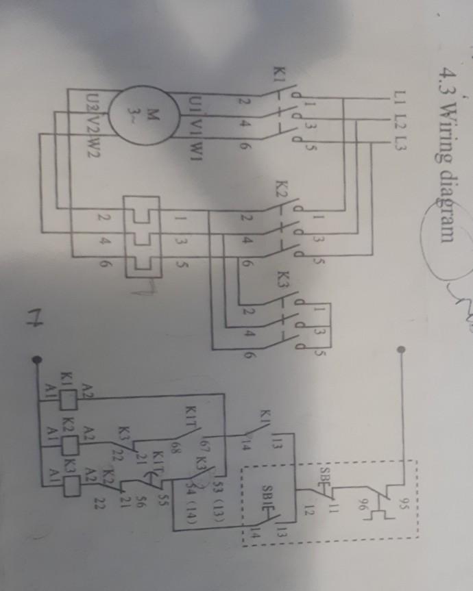 [DIAGRAM_3NM]  Solved: 4.3 Wiring Diagram LI L2 L3 1375 135 13 S Ddd Dddd... | Chegg.com | L3 Wiring Diagram |  | Chegg