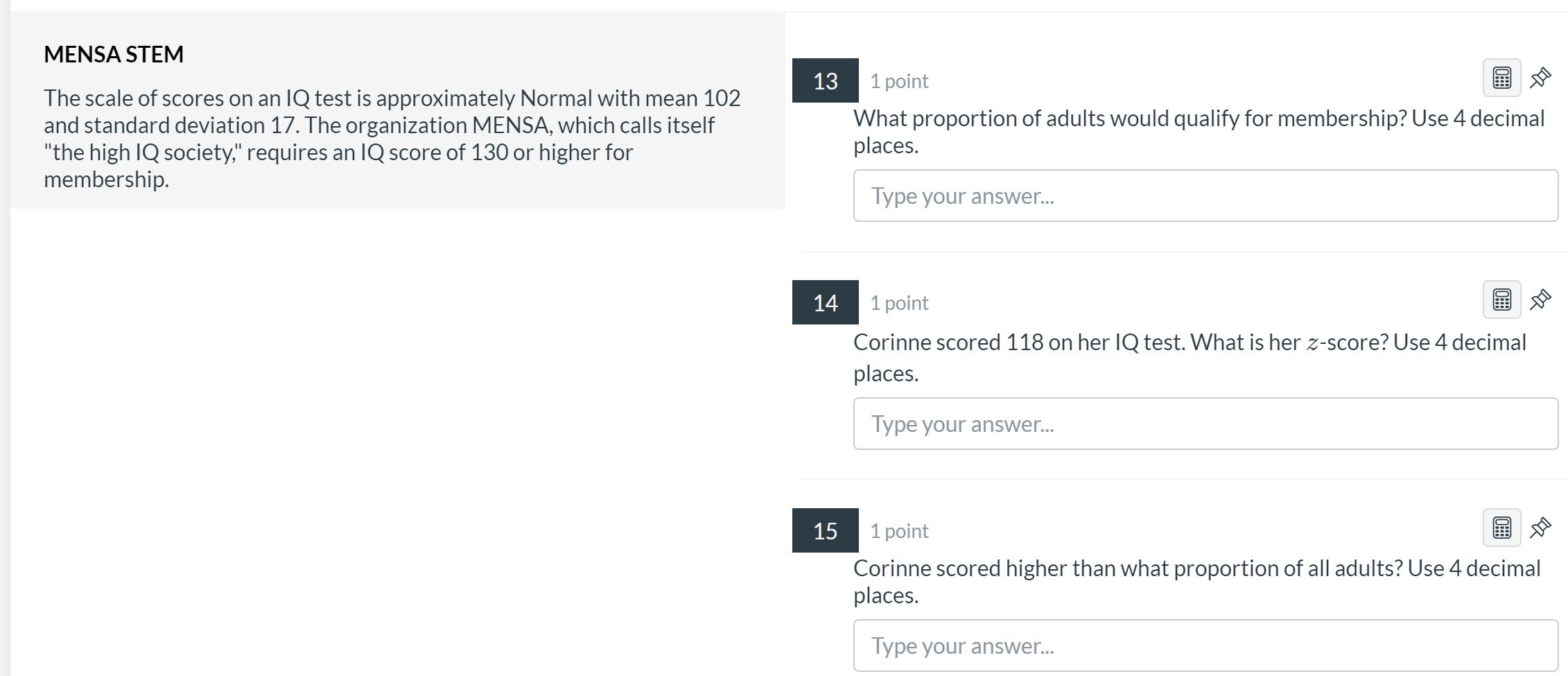 Mensa iq über 130 Mensa IQ