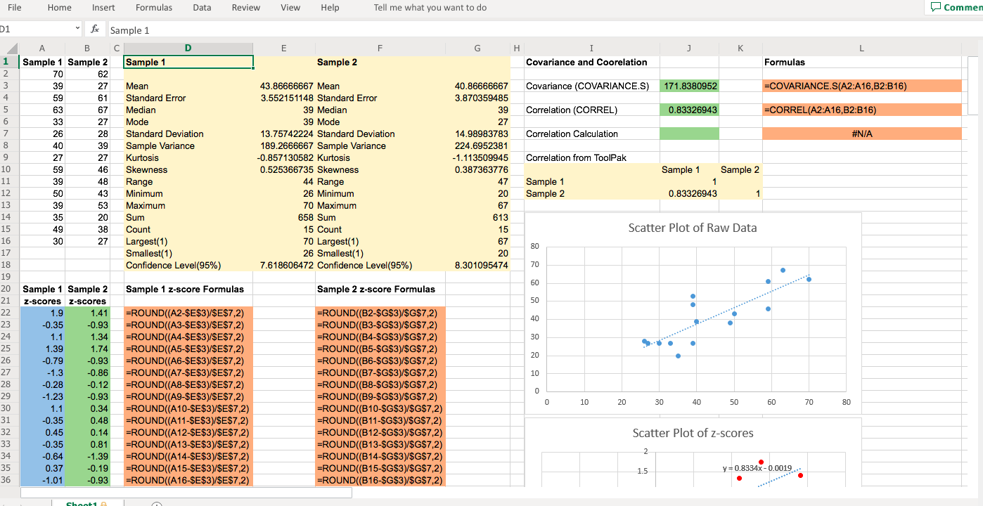 Solved On The Right Side Of The Spreadsheet You Will Noti ...