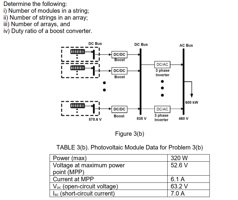 Solved Design A Renewable Power Generation By A Pv System Chegg Com