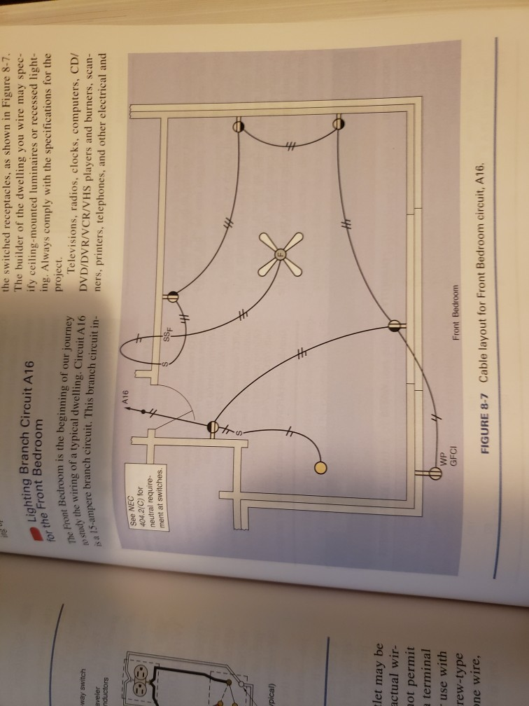 Solve Lighting Circuit Accordingly