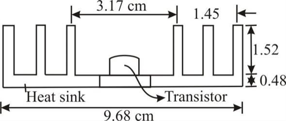 Heatsink 48°C//W for Transistors TO-11 12 16 29 33 39 42 43 45 05 55 09 Multi Qty