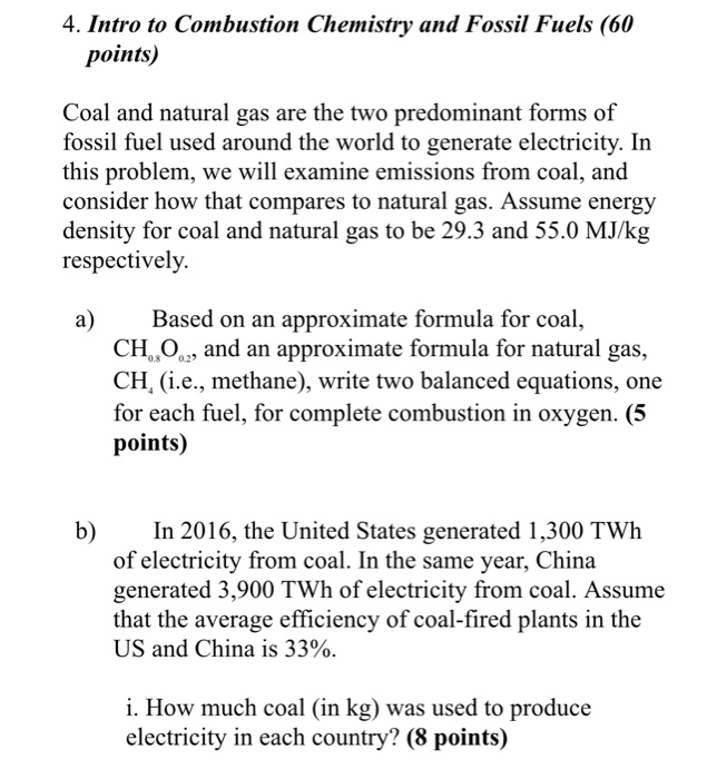 fossil fuels examples