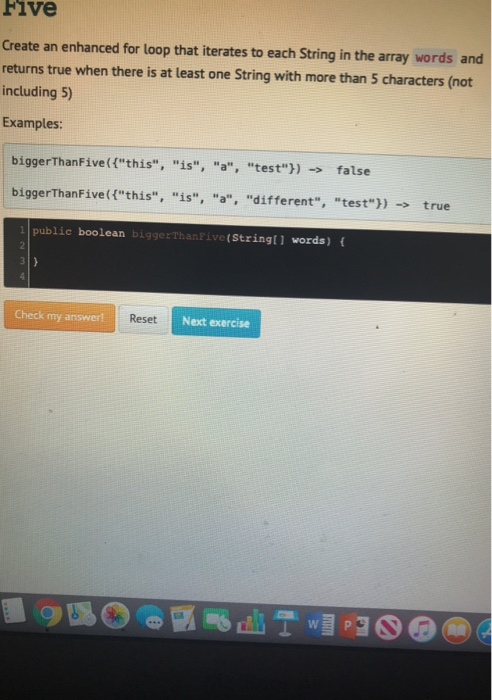 Solved: CodeWorkout Data Structuresco    CodeWorkout CodeW