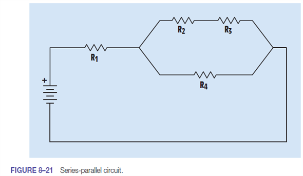 Solved: Series-Parallel Circuits Refer to the circuit show ...