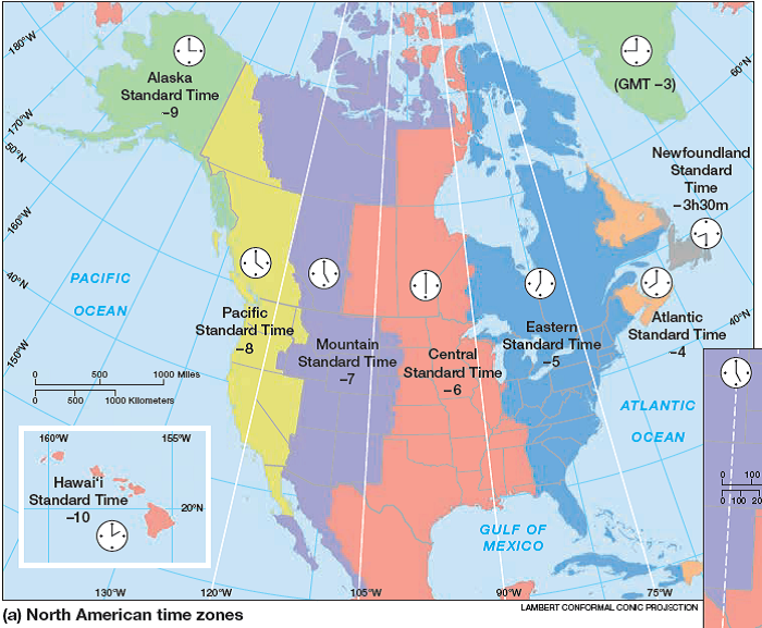 Solved: Using the map of North American time zones (Figure 1 ... on map of united states time zones usa, gmt map of usa, dst time zone map usa, utc time zone map usa, daylight savings time zone map usa, gmt time zone converter, cst time zone map usa, gmt time zone countries, zulu time zone map usa, tennessee time zone map usa, eastern time zone usa, pacific time zone map usa,