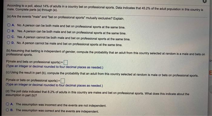 Male or bets on professional sports tsonga vs nishikori betting expert free