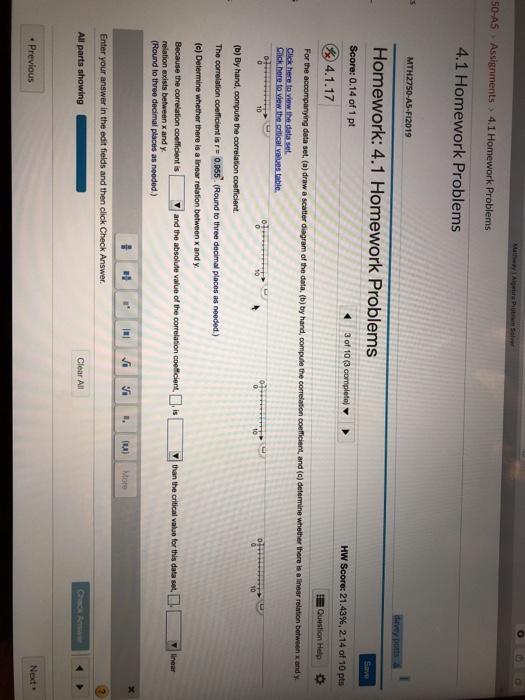 Homework Problem Solver
