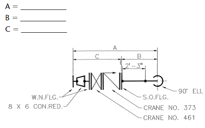 The Drawing Shown Below Is An Assembly Of Pipe Fitting Chegg Com