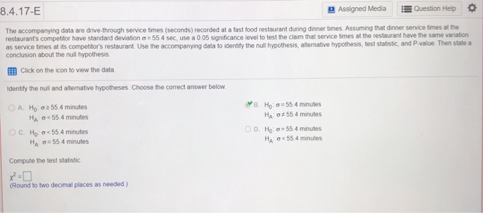 Solved: 8.4.17-E Assigned Media Question Help The Accompan ...